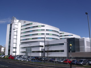 Queen Elizabeth Hospital Birmingham | by ell brown