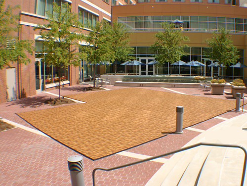 Portable Dance Flooring For Outside : Outdoor portable dance floors by dancedeck deluxe flickr