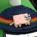 Nyan cat hat!