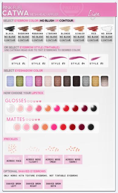 Pink Fuel Skin