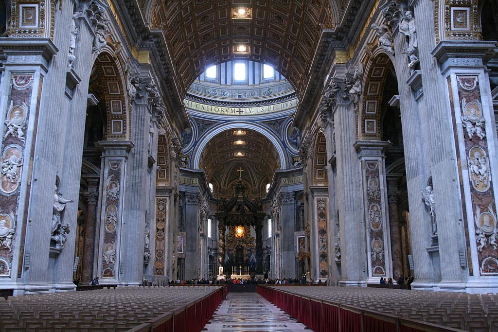 La chiesa pi grande del mondo the biggest church in the for La villa piu grande del mondo