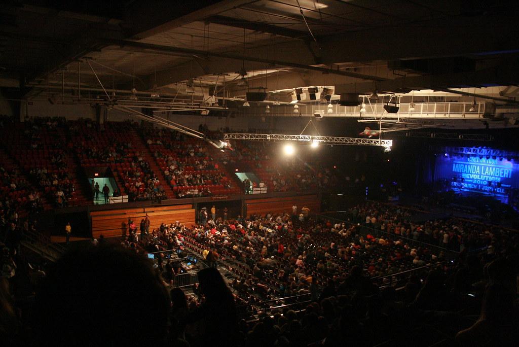 Viking Hall In Bristol Tn Miranda Lambert Touring With