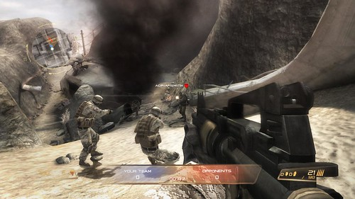 Modern Combat: Domination for PS3 (PSN) | by PlayStation.Blog
