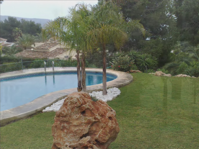 Jardirec jardineria piscinas moraira teulada benissa calpe for Piscinas calpe