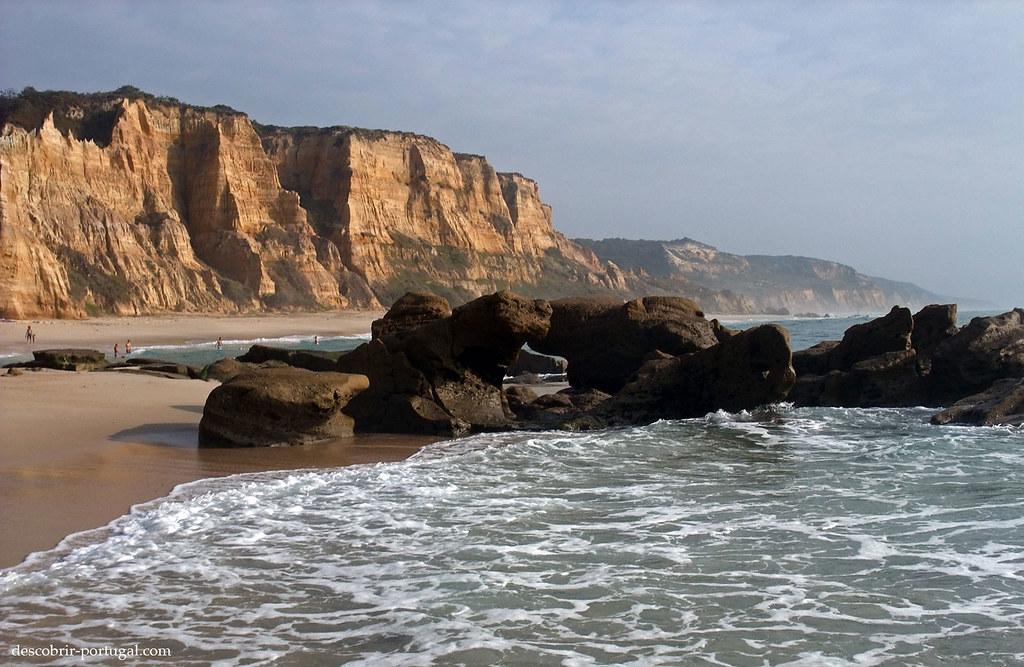 Les rochers aux moules