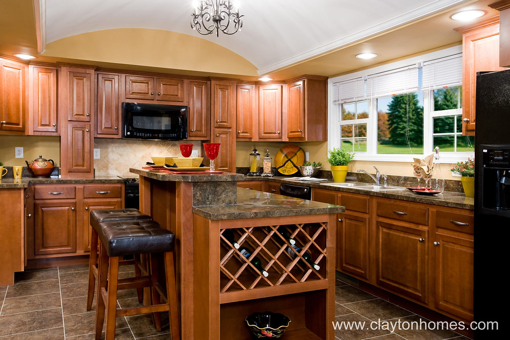 mobile home kitchen cabinets colony bay kitchen the colony bay is a 2027 sqft home 23442