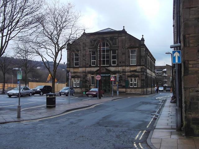 Hebden Bridge Methodist Church Room Hire