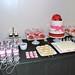 LadyBug Dessert Table and Candy!