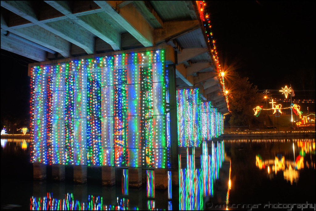 Christmas Lights Natchitoches