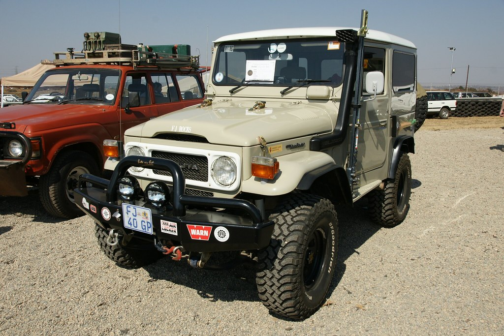 Toyota Land Cruiser Picturesofthingsilike Flickr