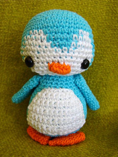 Tutorial Amigurumi Pinguino : amigurumi penguin Flickr - Photo Sharing!