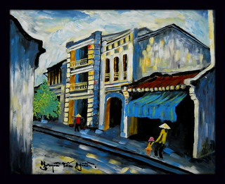 Hoi An Architecture | by valockett
