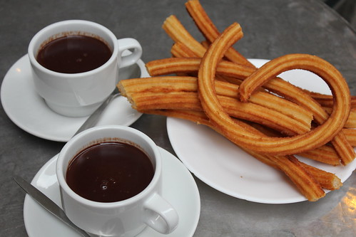 Churros con Chocolate | by babyruthless06