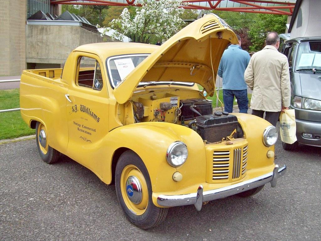 424 austin a40 pick up 1948 56 austin a40 pick up for 1948 austin devon 4 door