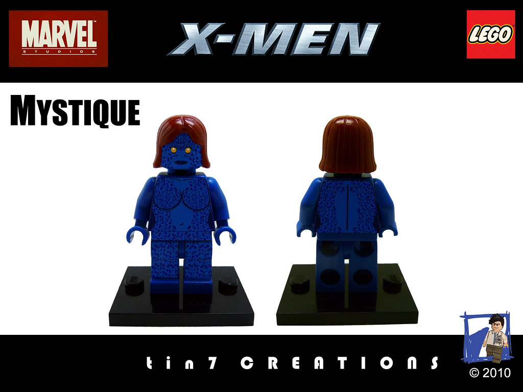 X Men 2000 Mystique 38 - Mystique -...
