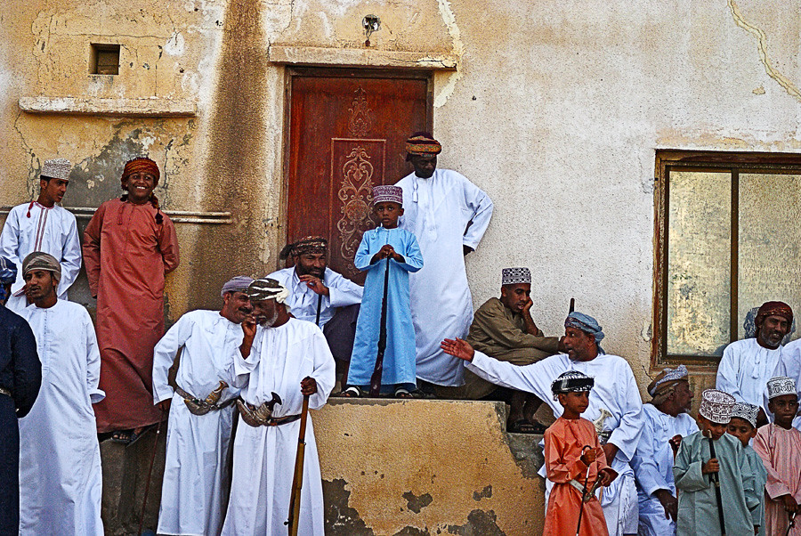 Omani People Omani People Ethnic Groups In Oman A