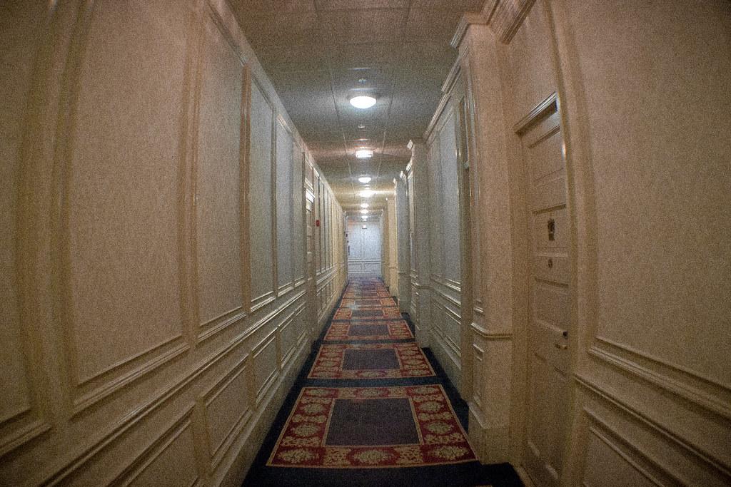 Hotel Congress Haunted Rooms