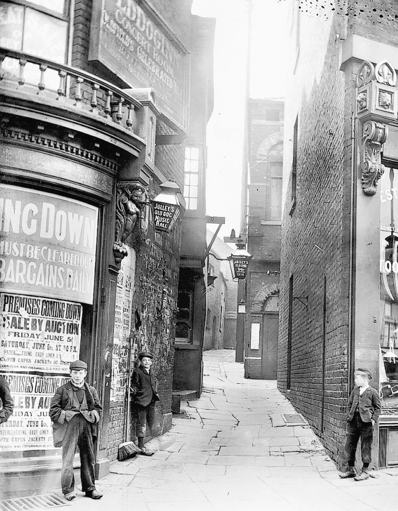 The Weind Old Wigan Wigan Is One Of The Four Oldest