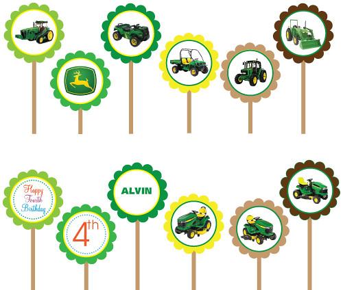 John Deere Tractor Invitations is perfect invitation design