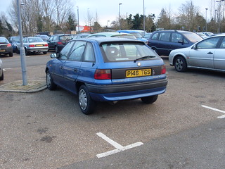 1996 Vauxhall Astra 1.6 Premier | by elstro_88