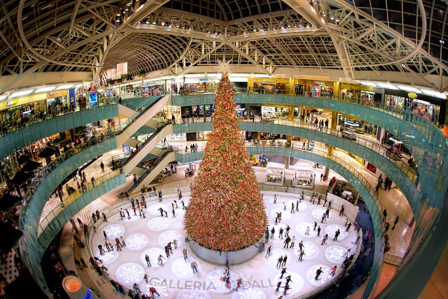 The Galleria Dallas Tx The Galleria At This Time Of