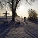 Winter in my village