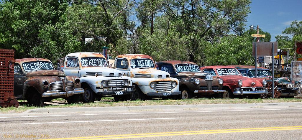 Graff Used Car Lot
