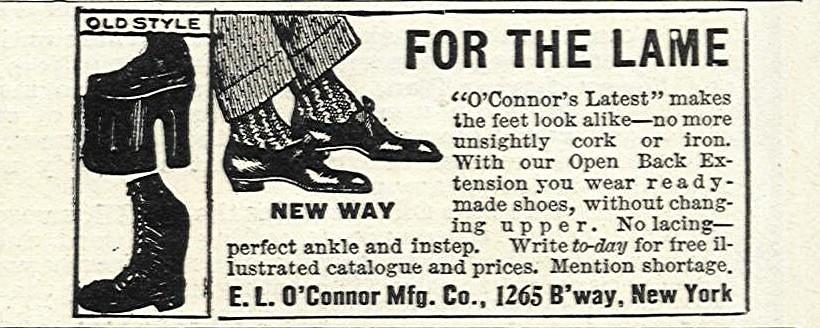 O Connor Shoe Store In Greenville