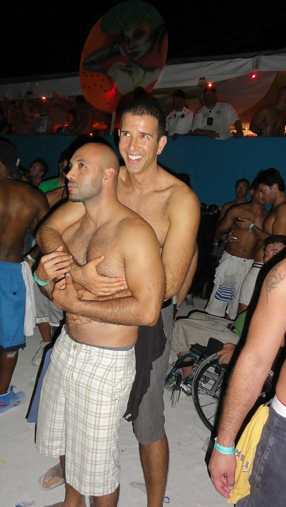 Black group muscular underwear gay porn 6