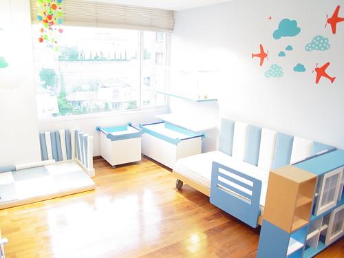 Cuarto para niños. Muebles y complementos kids.  Flickr ...