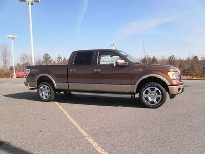 2011 Ford F-150 Lariat Chrome Package King Ranchin Greensb… | Flickr
