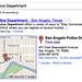 Google Maps Police Bug