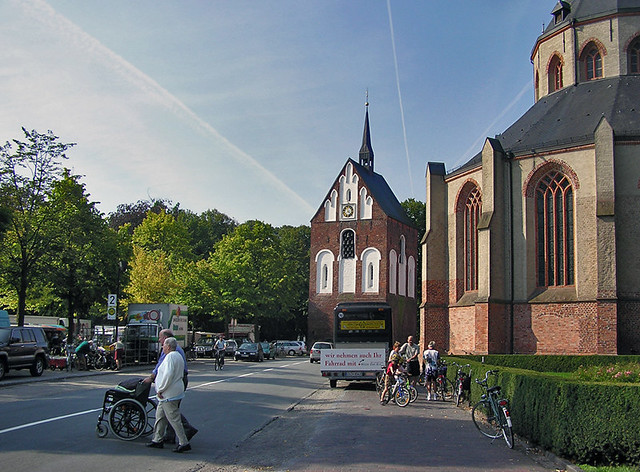 Norden Germany  city photos gallery : Norden and Greetsiel Germany 2004 | St. Ludger church and be ...