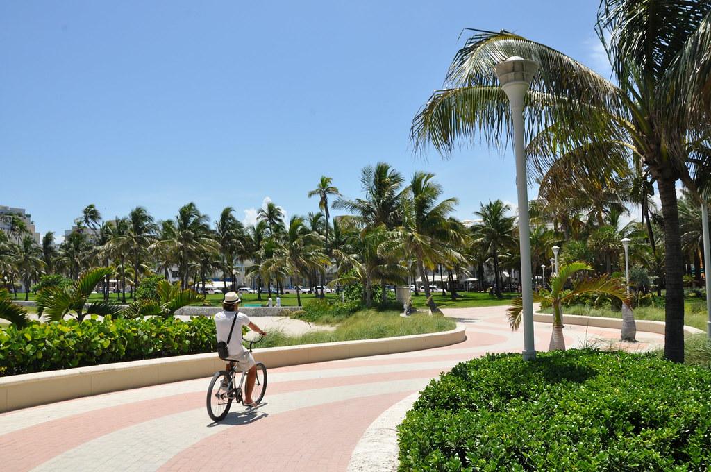 Miami Beach Boardwalk Benmfulton Flickr