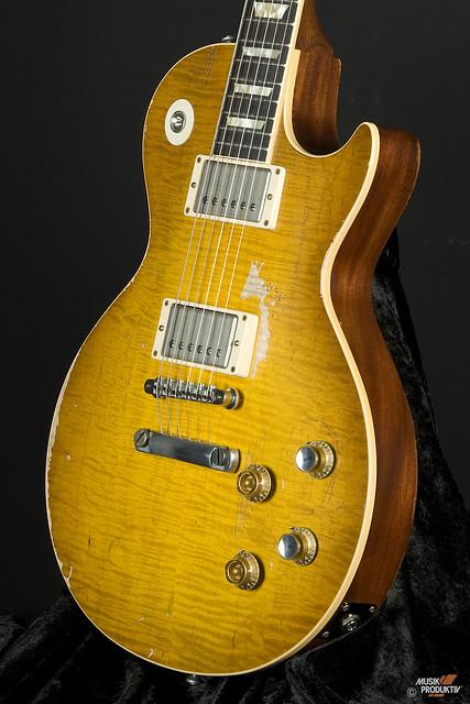 Gibson custom shop 1959 les paul gary moore aged flickr - Gibson gary moore ...