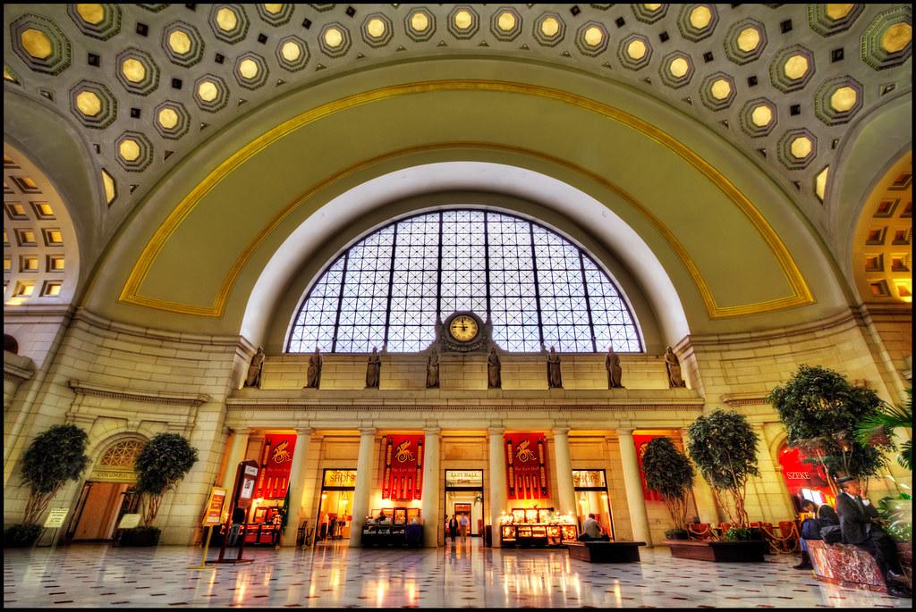Union Station To California Kabob Kitchen