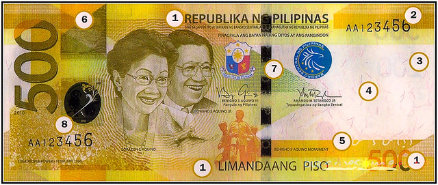 The New Generation Philippine Currency 10 Of 25 Flickr
