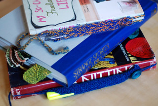 pen tube bookmarks! | by -leethal-