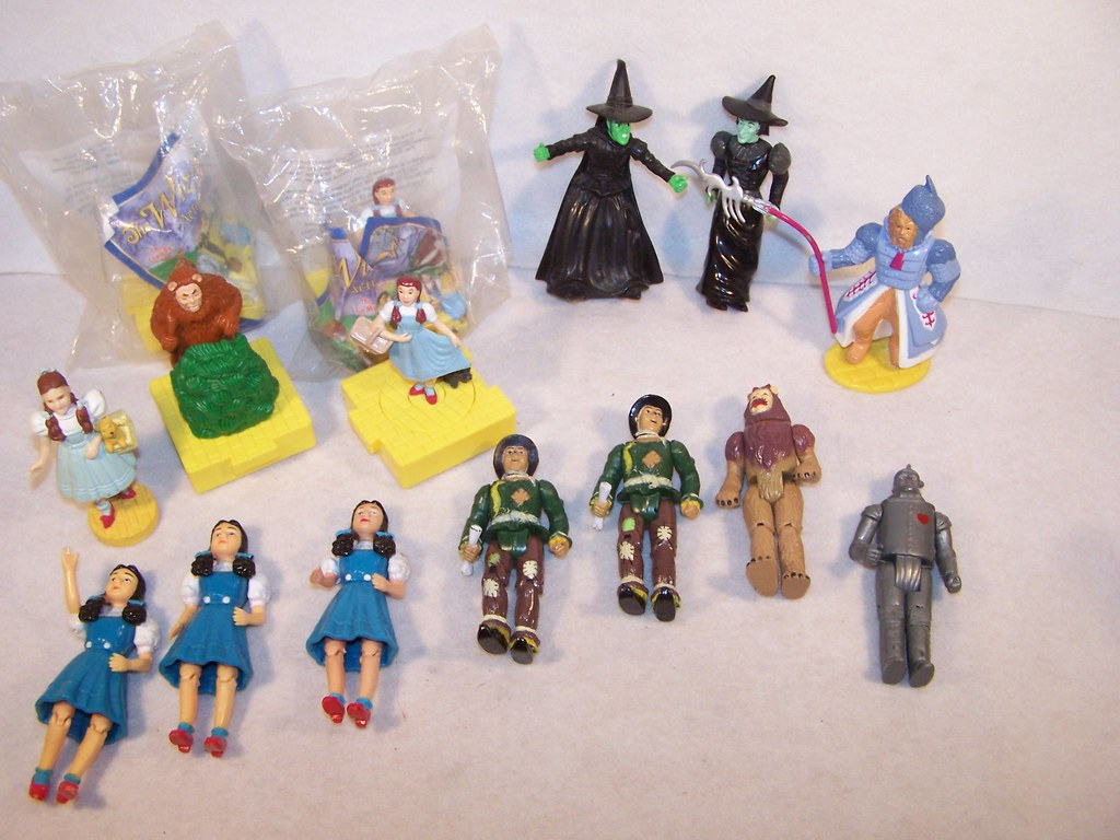 Wizzard Of Oz Toys 56