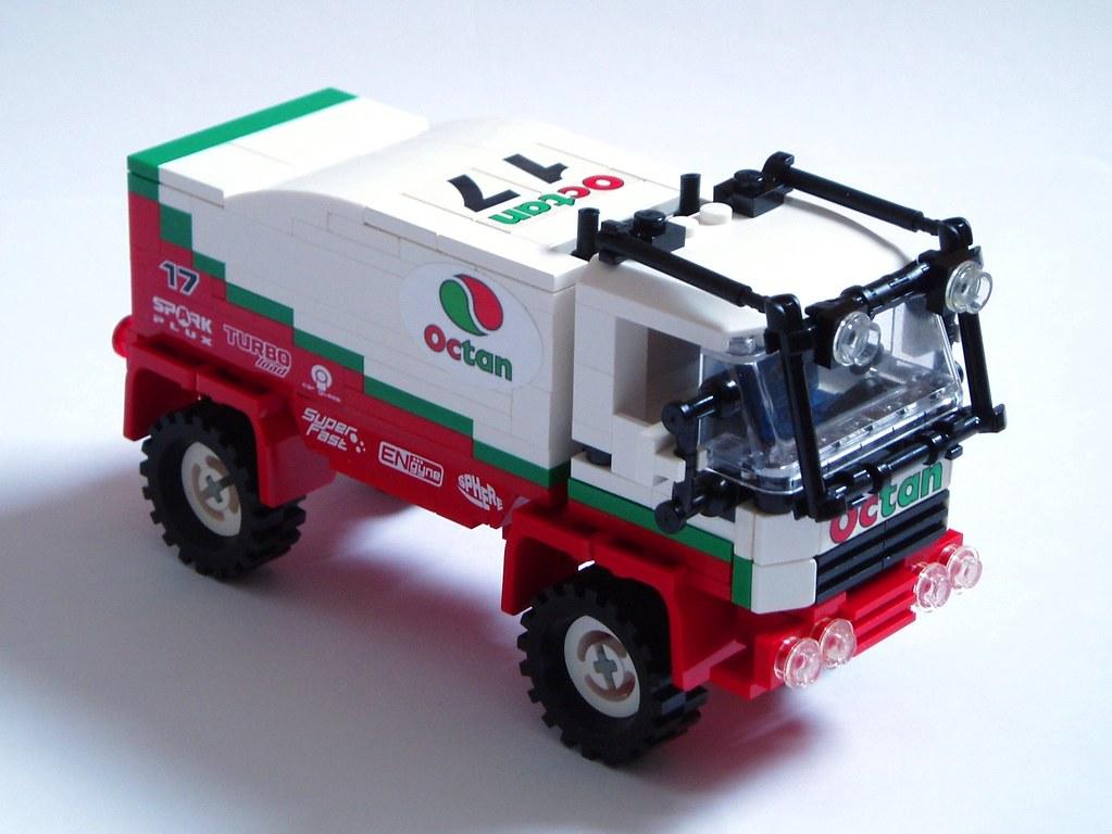 Octan Dakar Race Truck 3 Even Though Dakar Is In