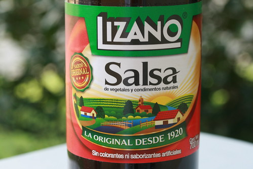 Lizano Salsa from Costa Rica | by Food Librarian