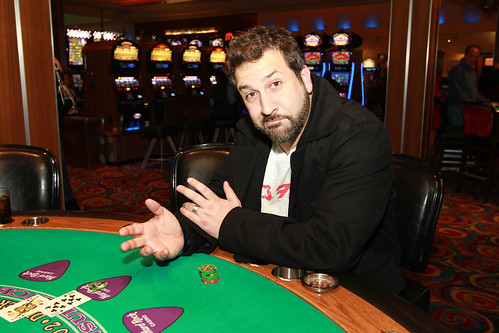 Joey Fatone at the Hard Rock Cafe at Seminole Hard Rock Hotel & Casino Tampa | by Seminole Hard Rock Hotel & Casino - Tampa