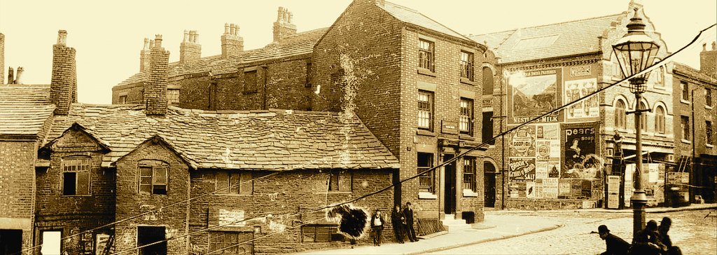 Old Wigan Wigan Is One Of The Four Oldest Boroughs In