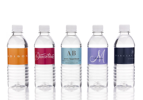 Water Bottle Labels | by BottleYourBrand