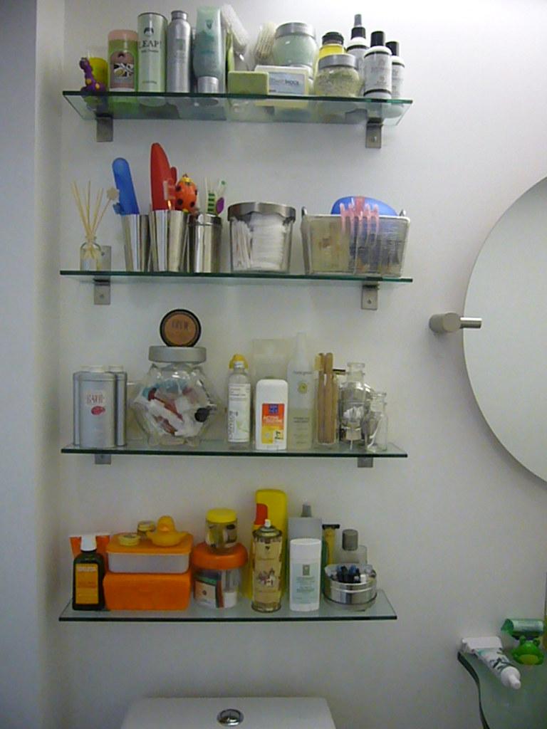 Bathroom shelves ikea