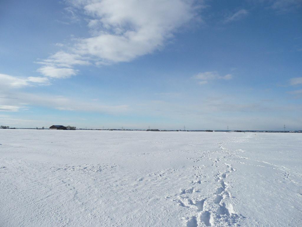 landscape sky clouds snow - photo #23