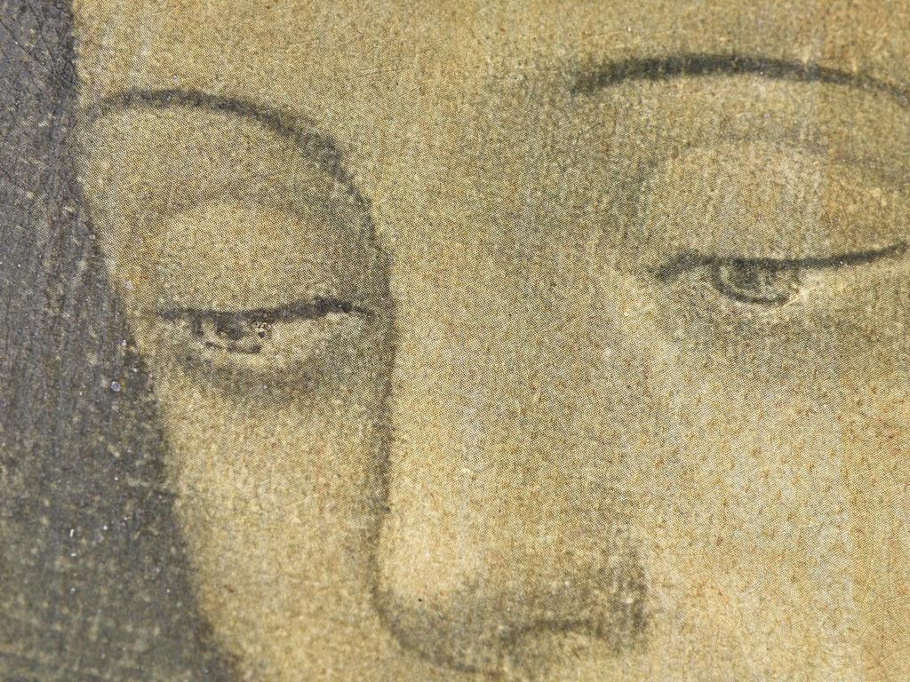 Juan Diego Y La Virgen De Guadalupe >> Virgen de Guadalupe (detalle de ojos y nariz) (una imagen …   Flickr