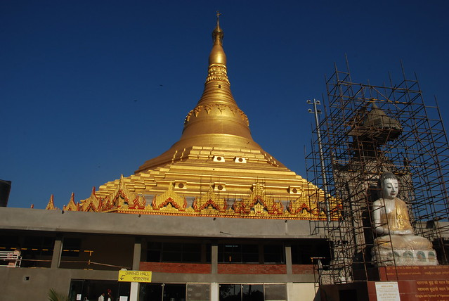 D Exhibition In Borivali : Global vipassana pagoda mumbai flickr photo sharing