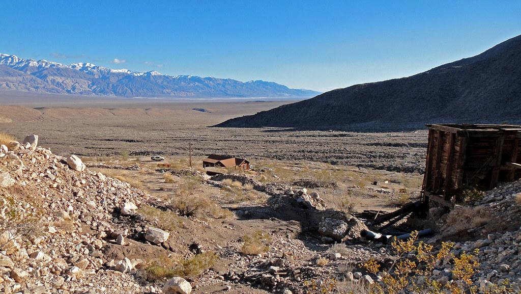 Minnietta Cabin Death Valley Robinjeancoleman Flickr