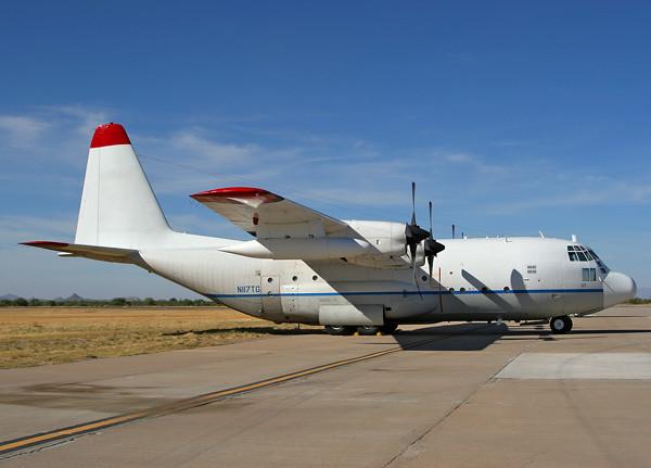 N117TG Lockheed C-130A Hercules 'International Air Respons… | Flickr